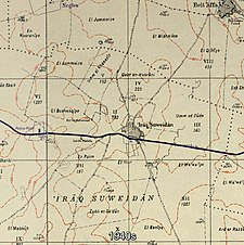 Historical map series for the area of Iraq Suwaydan (1940s).jpg