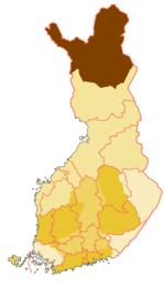 Finnish Provinces