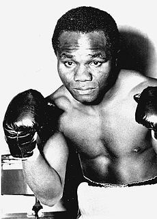 Hogan Bassey Nigerian boxer