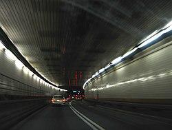 Hollandův tunel