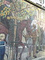 Holloway Circus - Horse Fair mural mosaic (8384101652).jpg