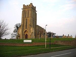 Bury, Cambridgeshire - Holy Cross parish church