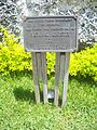 Homestead FL Coral Castle NRHP plaque01.jpg