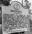 Hopsewee Historical Marker.jpg