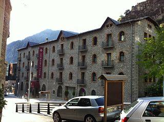 Place in Escaldes-Engordany, Andorra