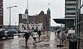 Hotel New York, Rotterdam in the rain.jpg