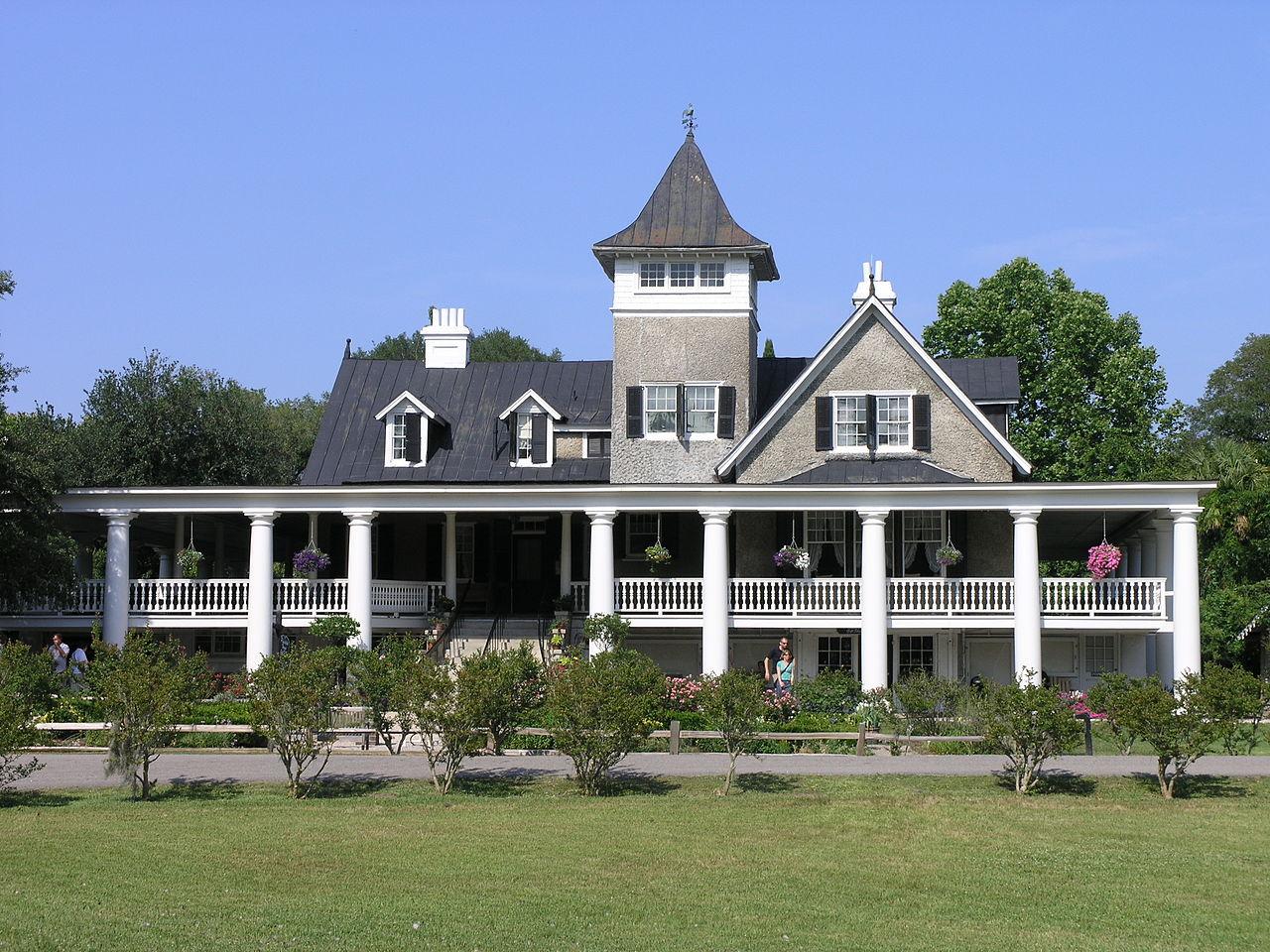 Magnolia Plantation Charleston Sc Tours
