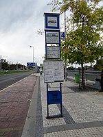 Hradčanská, autobusové stanoviště, stání 4.jpg