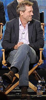 Hugh Laurie nel 2009
