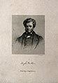 Hugh Miller. Line engraving by F. Croll. Wellcome V0004017.jpg