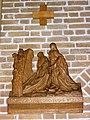 Huissen (Lingewaard) RK kerk kruisweg statie 14.JPG