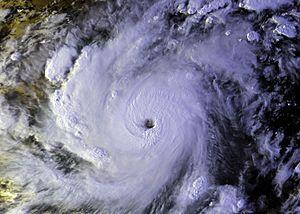 Hurricane Keith - Image: Hurricane Keith 30 sept 2000 2227Z
