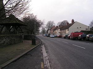Hurworth-on-Tees - Image: Hurworth on Tees geograph.org.uk 107187
