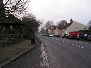 Hurworth-on-Tees village in United Kingdom