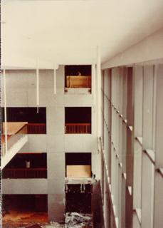 Hyatt Regency walkway collapse 1981 structural collapse in Kansas City, Missouri