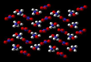 Hydroxylammonium nitrate Chemical compound