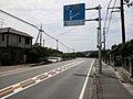 Hyogo pref. road-17, Kinkai, Yokawa-cho, Miki, Hyogo01.JPG