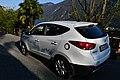 Hyundai ix35 Fuelcell hydrogen car in Lugano 2019.jpg
