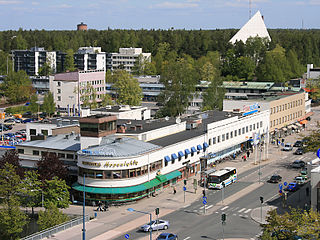 Hyvinkää Municipality and town in Uusimaa, Finland
