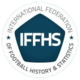 Logo der International Federation of Football History & Statistics (IFFHS)