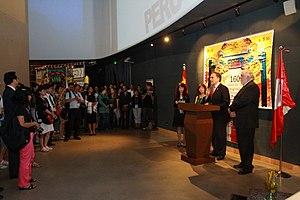 Chinese Peruvians -  Peru and China celebrate 160th anniversary of diplomatic ties
