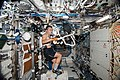ISS Expedition 38 Koichi Wakata VO2 max session.jpg