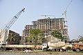 ITC Sonar - Hotel - Northern Block under Construction - Eastern Metropolitan Bypass - Kolkata 2015-02-19 2877.JPG