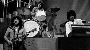 Formula 3 (band) - Formula 3 in 1972