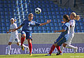 Iceland - Serbia-2011 FIFA Women's World Cup qualification UEFA Group 1 (3830884701).jpg