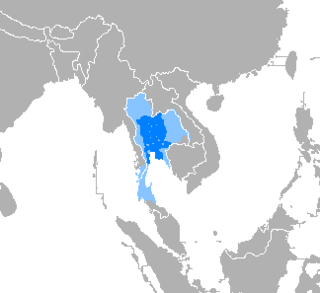 Thai language language spoken in Thailand