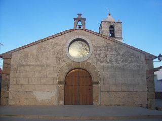 Aldehuela de Jerte municipality in Extremadura, Spain
