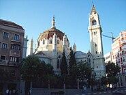 Iglesia de San Manuel y San Benito (Madrid) 08