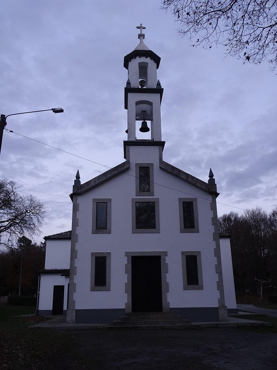 Igrexa San Pedro Begonte, Begonte 2