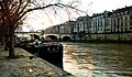 Ile Saint-Louis from the West Bank of the river Seine - panoramio (2).jpg