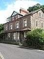 Impressive house on A3 leaving Porlock - geograph.org.uk - 933813.jpg