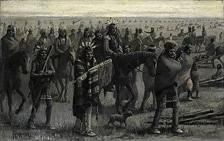 Indians Migrating