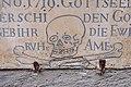 Inscription, Sankt Peter, Munich 43.jpg