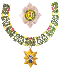 Insignia of Knight of the Thistle.png