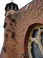 Interesting Brickwork on St Luke's Church, North Kyme - geograph.org.uk - 554534.jpg