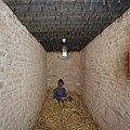 Interieur, overzicht van een zogenaamde gevangenis met spijkerplafond - Doorwerth - 20424087 - RCE.jpg