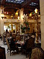 Interior of Historic Davenport Hotel - Spokane WA - USA - 03.jpg