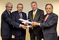 Interjet convertes five SSJ100 options into firm orders (7597744842).jpg