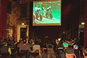 International Cycling Film Festival - The Flottmann-Hallen is the venue of the ICFF since 2009