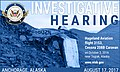 Investigative Hearing - Crash of Ravn Connect Flight 3153 (36693635216).jpg