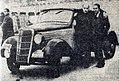 Ion Zamfirescu et Petre G. Cristea, vainqueurs du rallye Monte Carlo 1936, sur Ford V8 spéciale.jpg