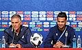 Iran-Morocco 2018 FIFA World Cup press conference 1.jpg