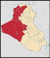 Iraq Anbar Nineweh Province Map.png