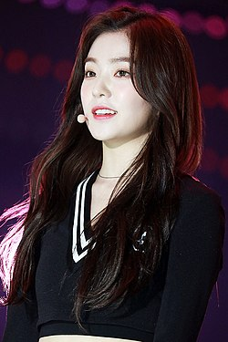 Irene Bae at Asia Song Festival 2018 in October 03, 2018 (6).jpg