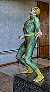 Cosplay d'Iron Fist