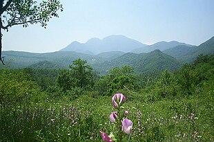 Tipico paesaggio irpino